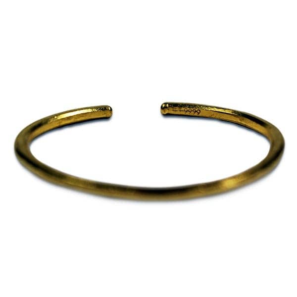 Gold Bracelet Wearable Bullion, 1 Troy Oz .9999