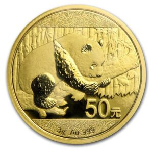 Chinese Panda Gold  coin