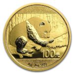 Buy Chinese Gold Panda - 8 Gram, .999 Purity Gold investments have long been considered and insurance policy - both against the constant devaluation of fiat (paper) currencies and against geopolitical turmoil.